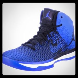 NIKE AIR JORDAN XXXI royal blue men's sneaker. 💙